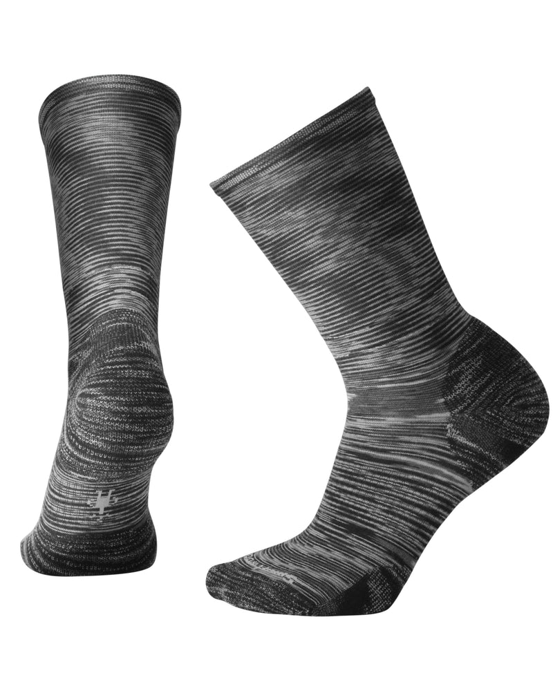 SmartWool Women's Rayleigh Crew black space dye