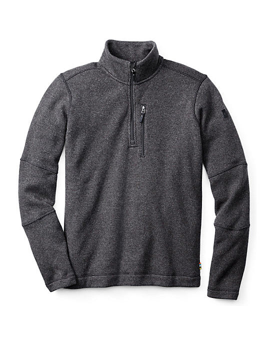 Smartwool Men's Heritage Trail Fleece 1/2 Zip Sweater