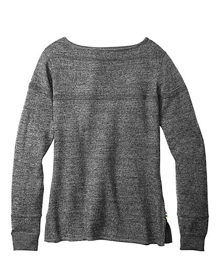 Smartwool Women's Cascade Valley Solid Crew Sweater