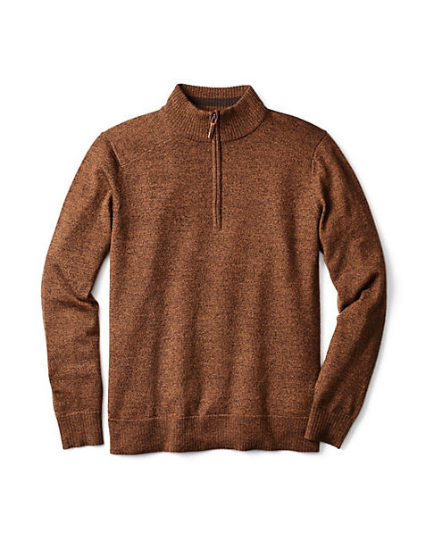 Smartwool Men's Kiva Ridge 1/2 Zip Sweater