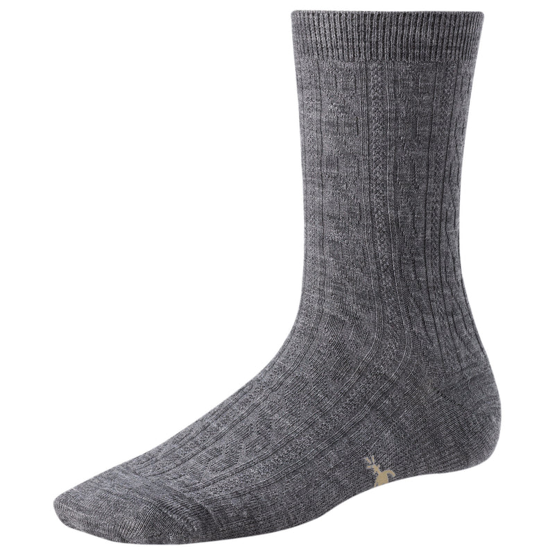 Smartwool Women's Cable medium gray