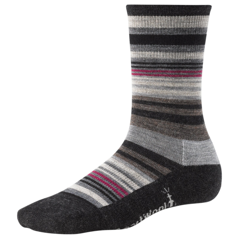 Smartwool Women's Jovian Stripe charcoal heather