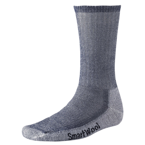Smartwool Men's Hike Med Crew gray