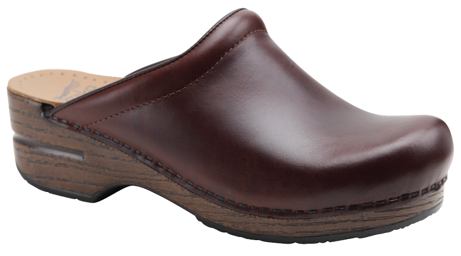 Dansko Sonja espresso oiled full grain leather