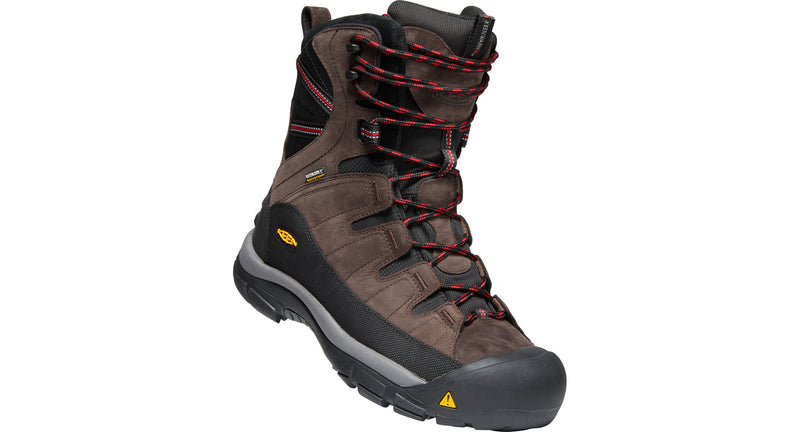 Keen Men's Summit County mulch/black