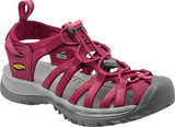 Keen Women's Whisper beet red/honeysuckle