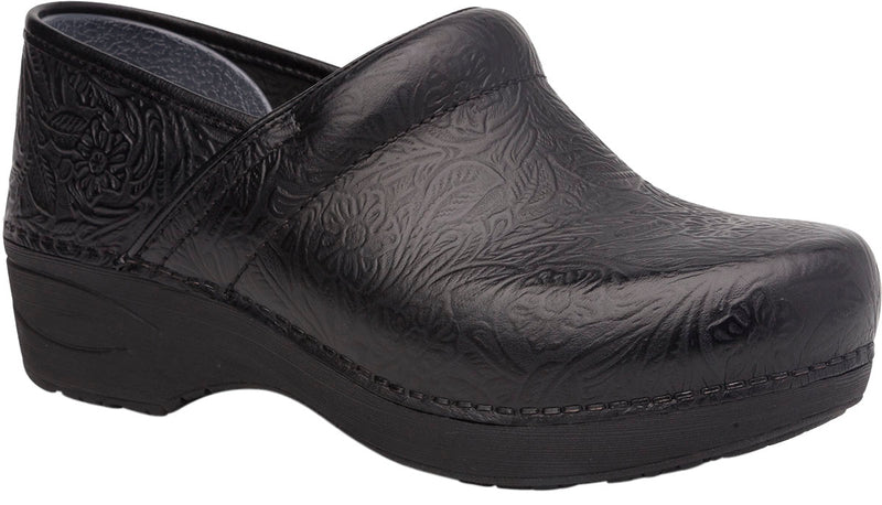 Dansko Professional XP 2.0 Tooled black floral