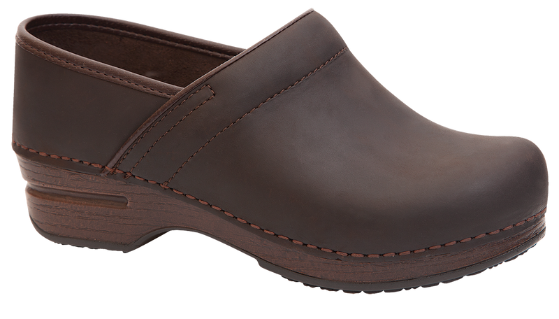 Dansko Professional XP brown oiled leather