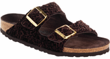 Birkenstock Arizona Soft Ftbd persian brown textile