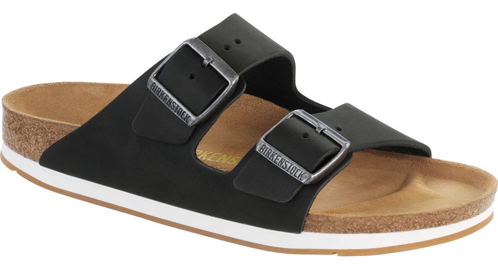 Birkenstock Arizona Sport black oiled leather