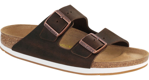 Birkenstock Gizeh black oiled leather