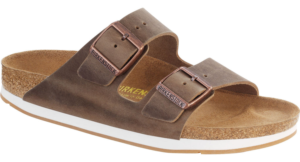 Birkenstock Arizona Sport tobacco oiled leather