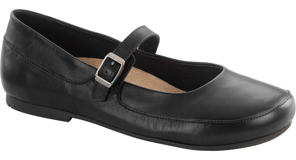 Birkenstock Lismore black leather