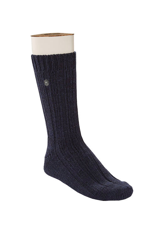 Birkenstock Twist Sock blue nights