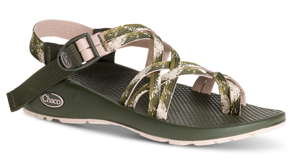 Chaco Women's ZX/2 Classic waterfall forest