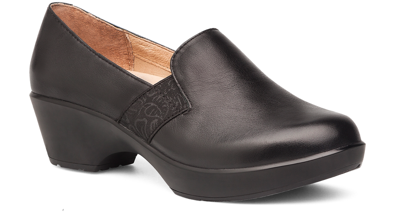 Dansko Jessica black nappa leather