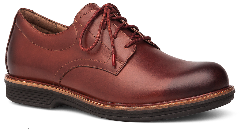 Dansko Men's Josh mahogany antiqued calf