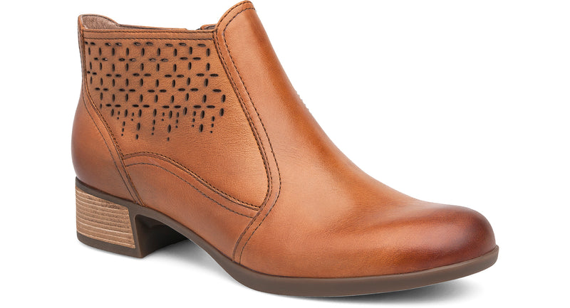 Dansko Liberty saddle burnished nappa leather