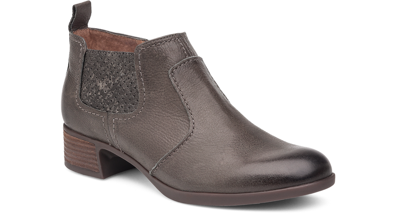 Dansko Lola stone burnished nappa leather