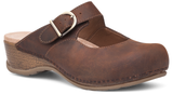 Dansko Martina antique brown oiled leather