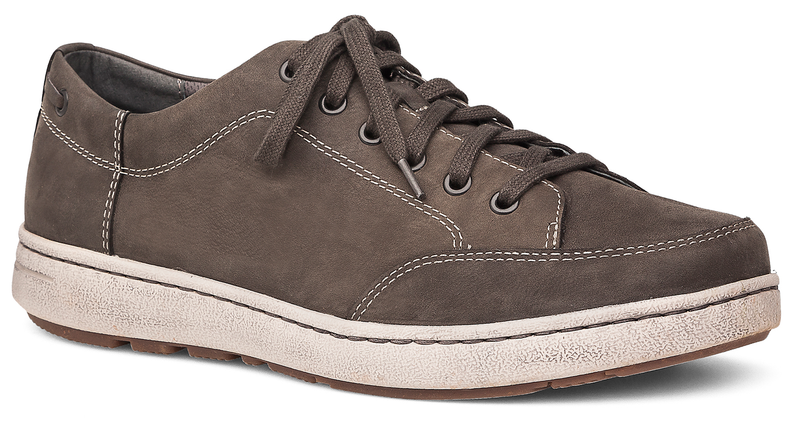 Dansko Men's Vaughn grey milled nubuck