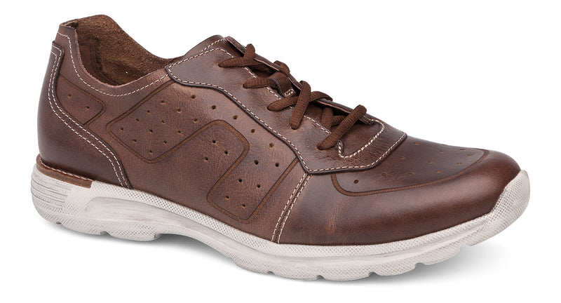 Dansko Wesley teak vintage pull-up leather