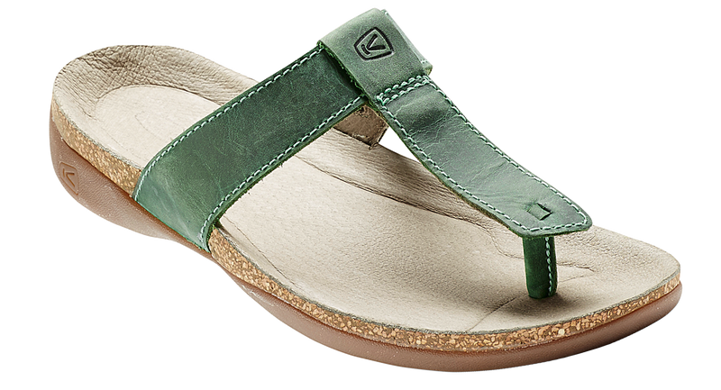 Keen Women's Dauntless Flip malachite