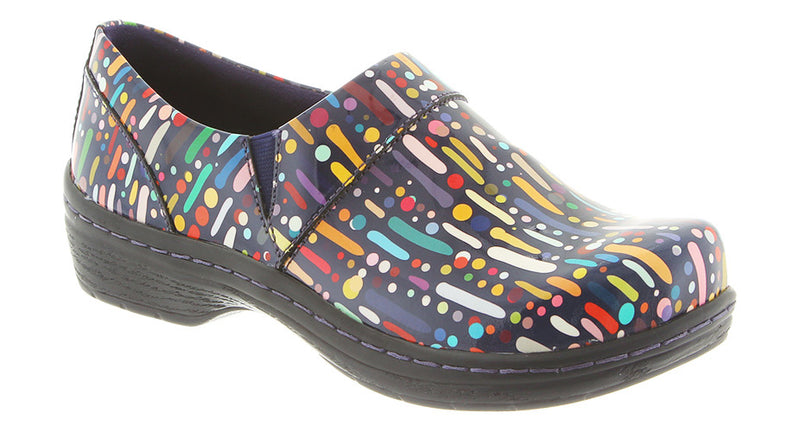 Klogs Women's Mission disco patent leather