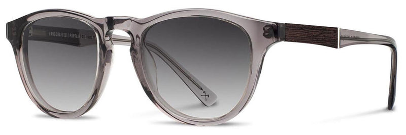 Shwood Francis Sunglasses smoke/ebony