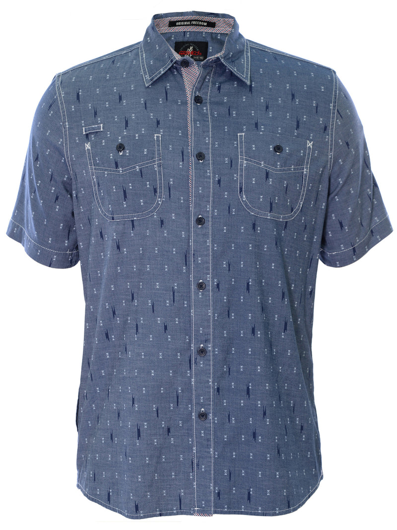 Gramicci Men's Indi-Chambray Shirt