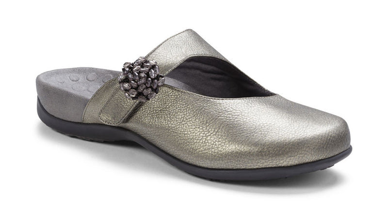 Vionic Joan Mary Jane pewter