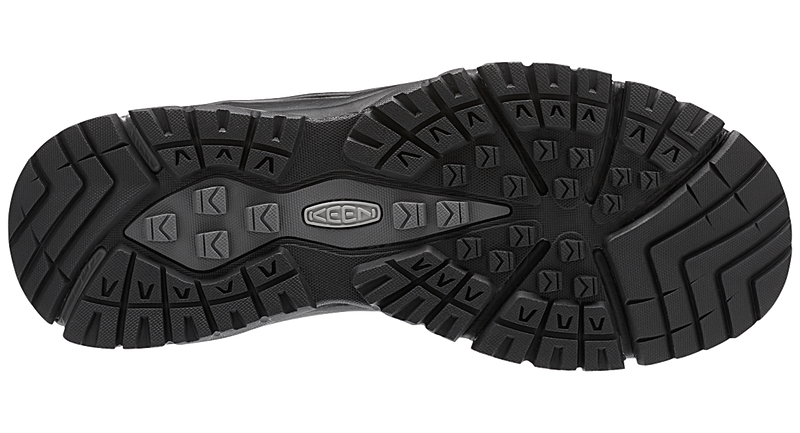 Keen Men's Aphlex Mid black/black