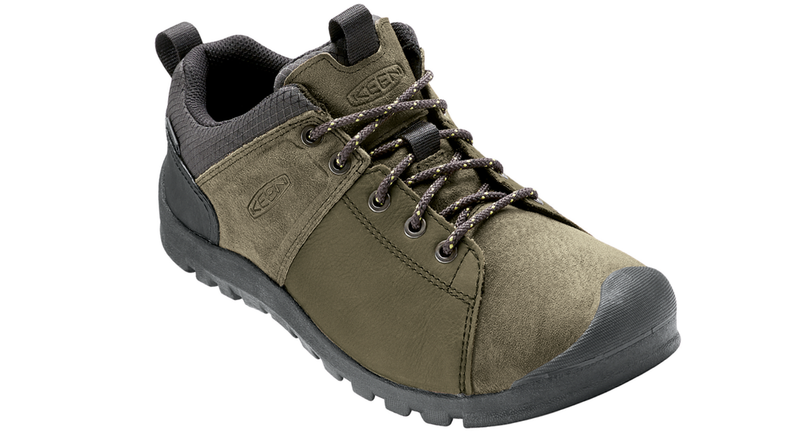 Keen Men's Citizen KEEN Low caper/nugget