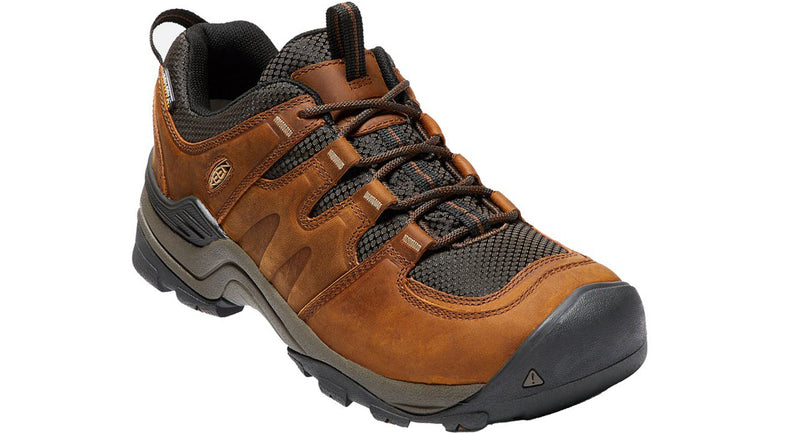 Keen Men's Gypsum II grand canyon/dark earth