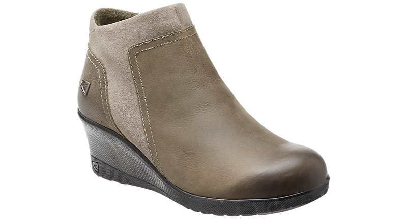 Keen Women's Wedge Zip brindle