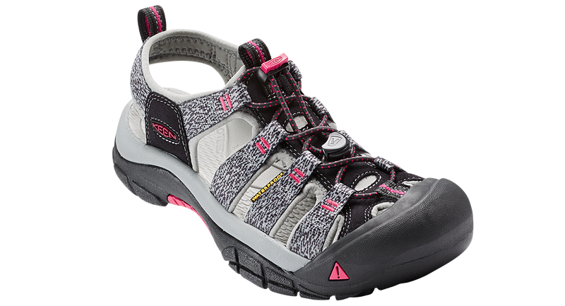 Keen Women's Newport H2 black/bright rose