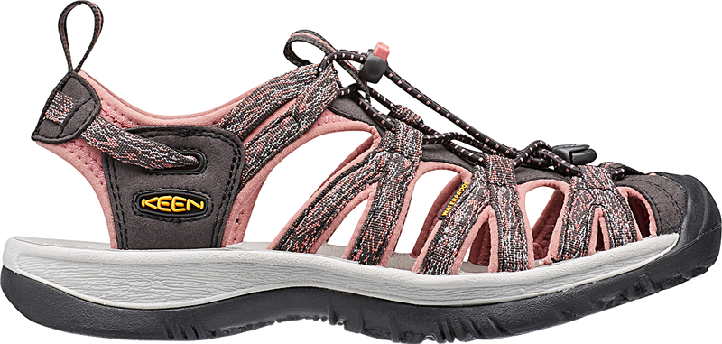 Keen Women's Whisper raven/rose dawn