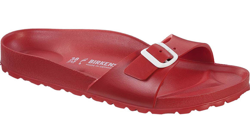 Birkenstock Madrid EVA red