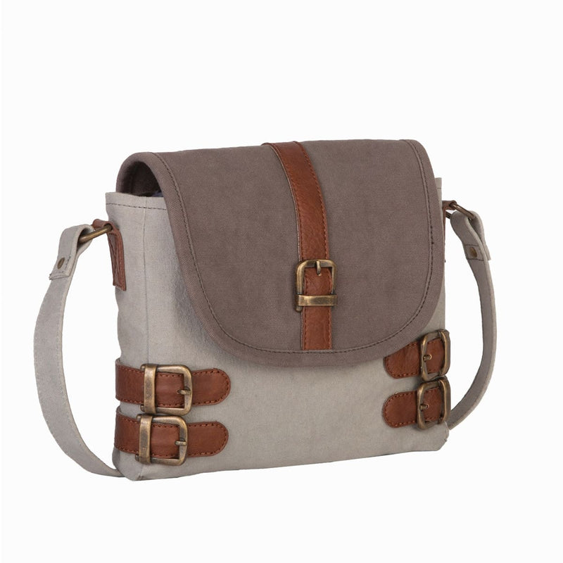 Mona B - Buckled-up Crossbody