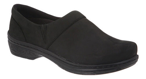 Klogs Women's Mission black oiled leather