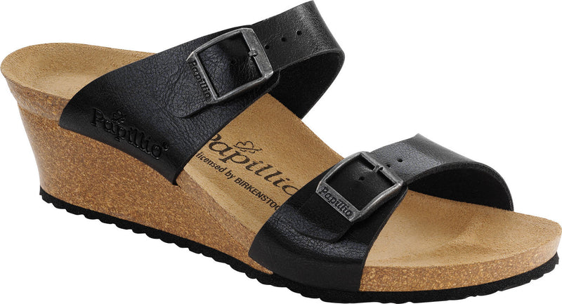 Papillio Dorothy graceful licorice Birko-Flor licensed by Birkenstock
