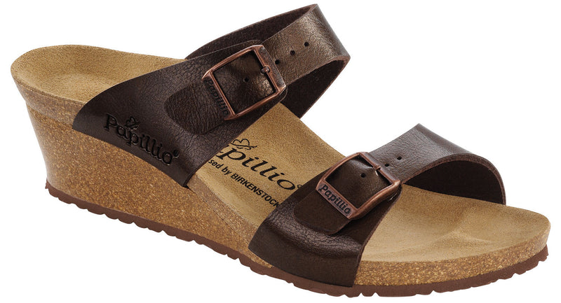 Papillio Dorothy graceful toffee Birko-Flor licensed by Birkenstock