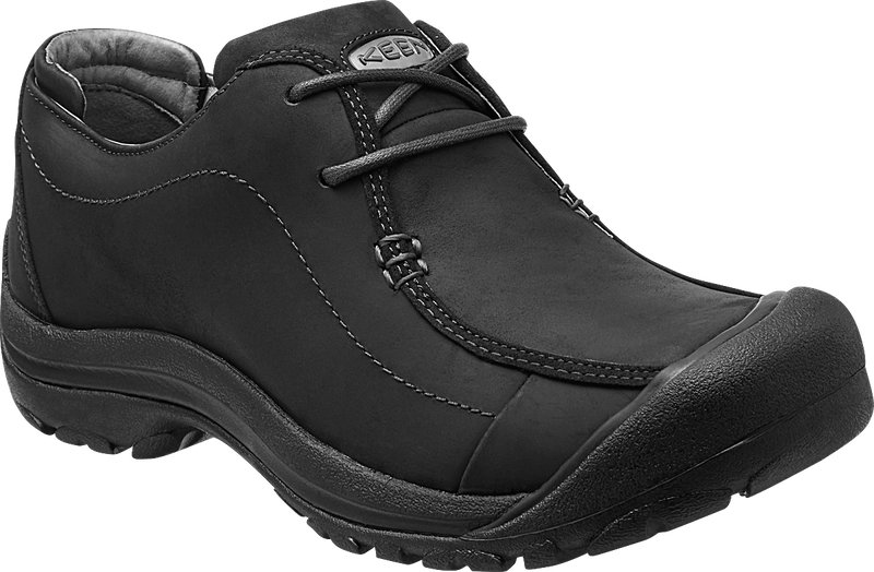 Keen Men's Portsmouth black leather