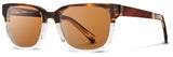 Shwood Prescott Sunglasses whiskey soda/mahogany