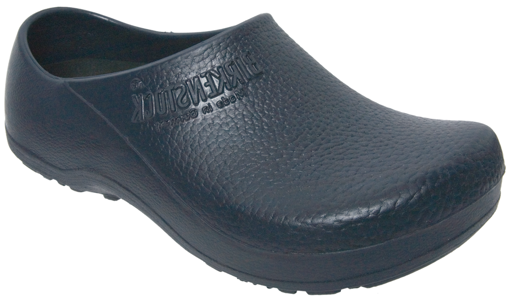 Birki Professional Clog blue licensed by Birkenstock