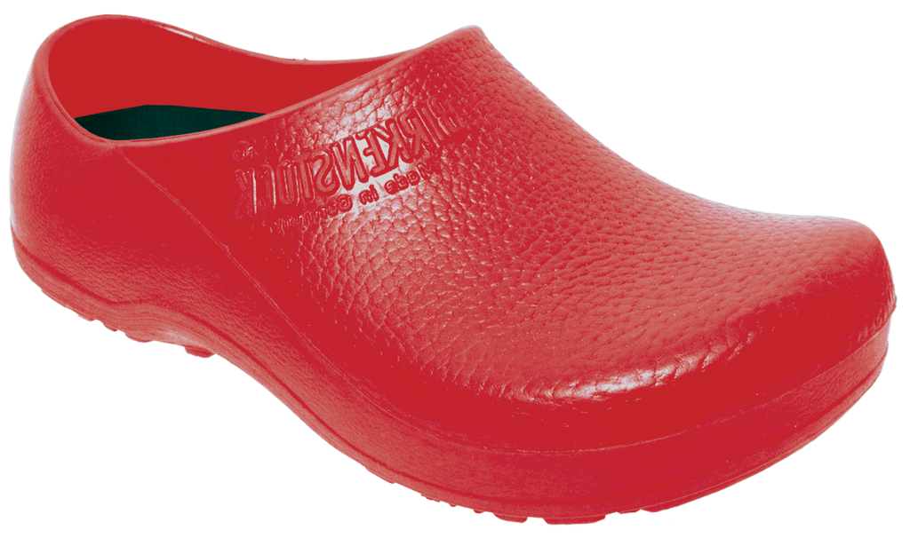 Birki Professional Clog red licensed by Birkenstock