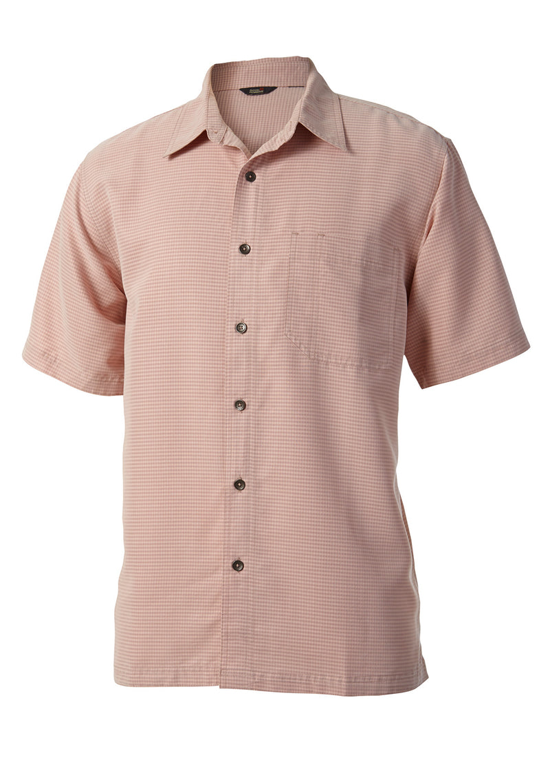 Royal Robbins Men's Desert Pucker Short Sleeve