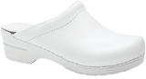 Dansko Sonja white box leather