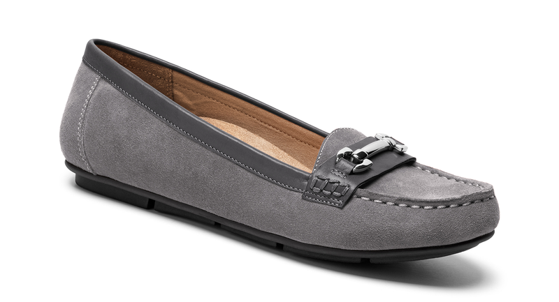 Vionic Chill Kenya grey suede