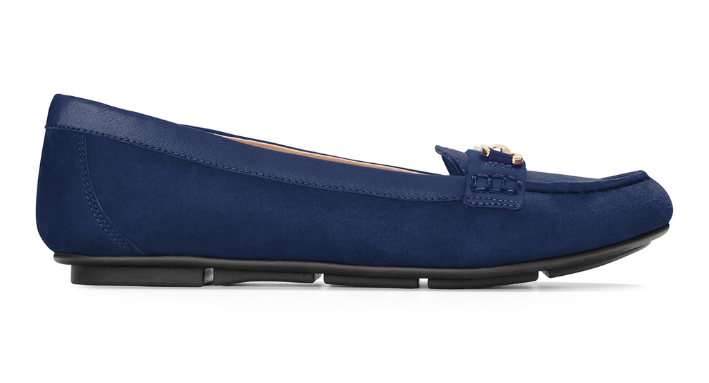 Vionic Chill Kenya navy suede